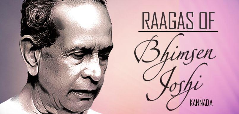 Raagas of Bhimsen Joshi