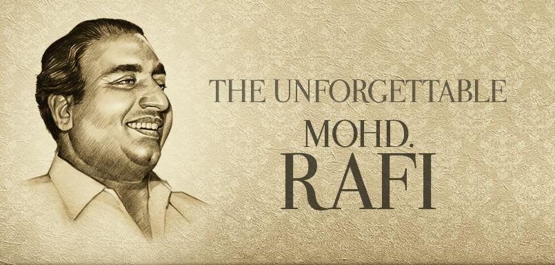 The Unforgettable - Mohd. Rafi