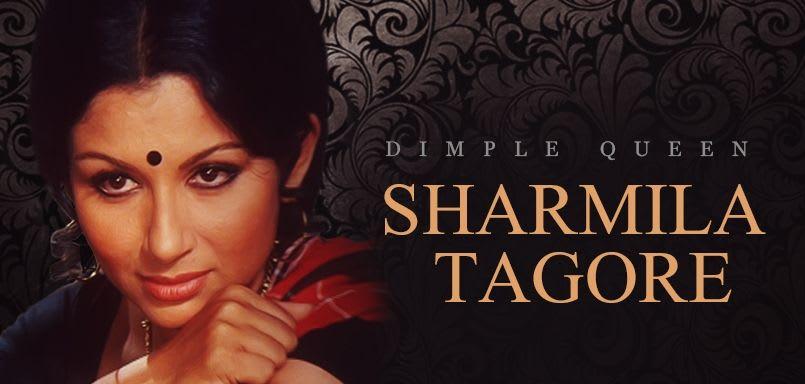 Dimple Queen - Sharmila Tagore