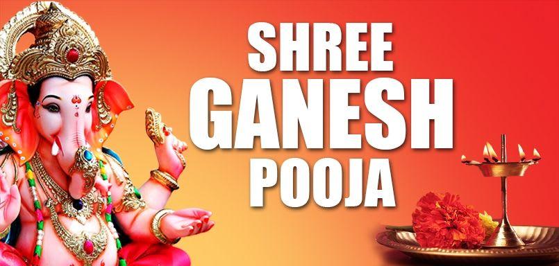 Shree Ganesh Pooja