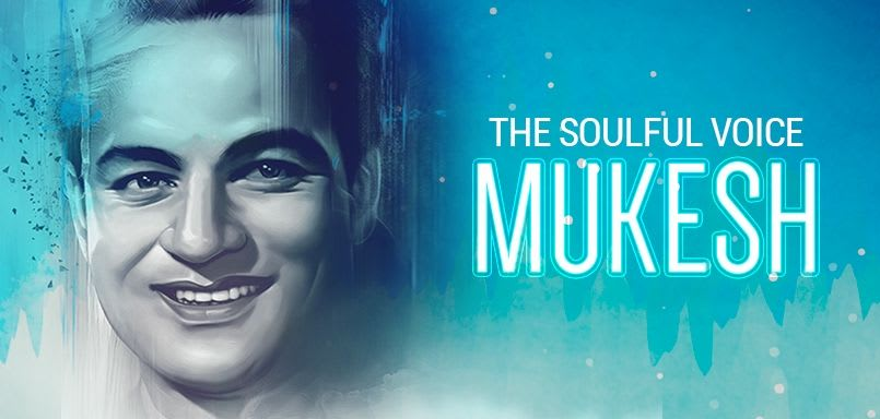 The Soulful Voice Mukesh