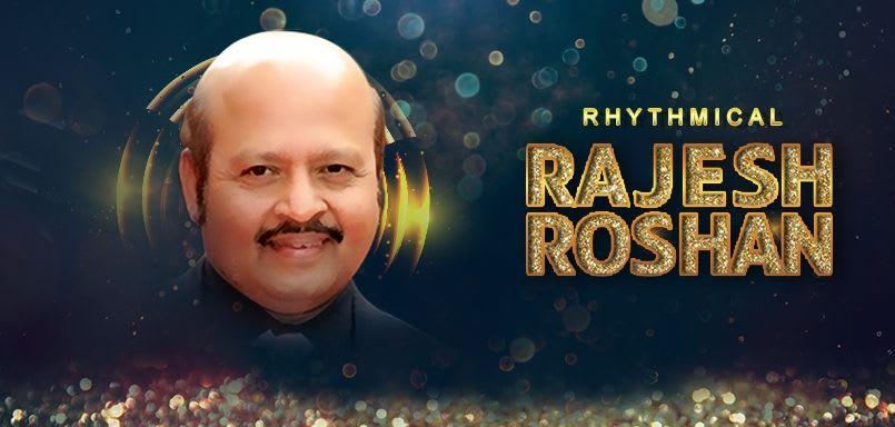 Rhythmical Rajesh Roshan
